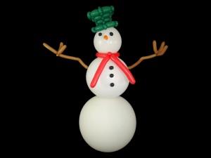 snowman-column
