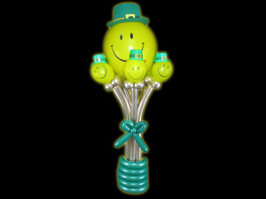 st paddys awesome bouquet